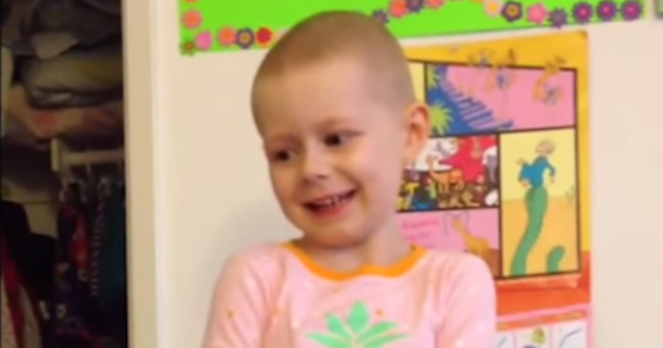 Young Girl With Cancer Is About To Change Your Perspective